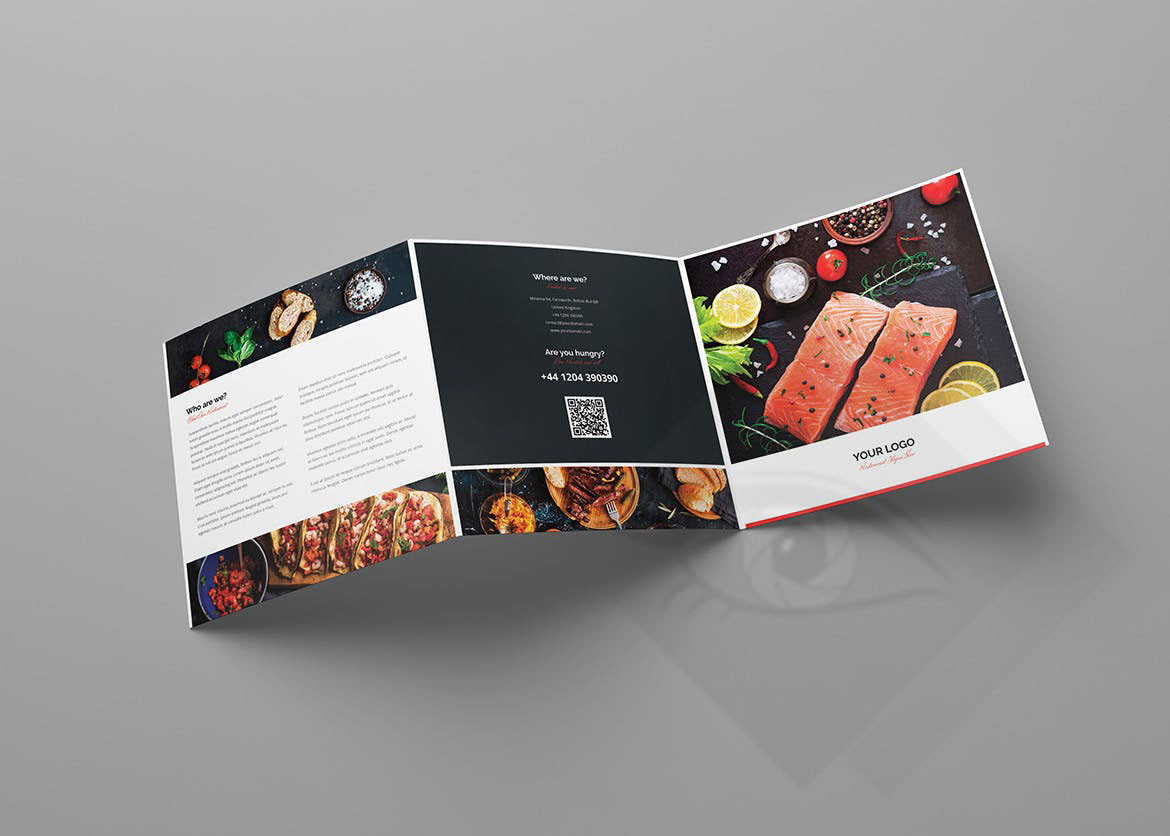 Restaurant Brochure - Sample (a)   Adamsgraphy   Photography and ...