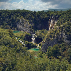 Plitvice Lakes, National Park (Croatia)
