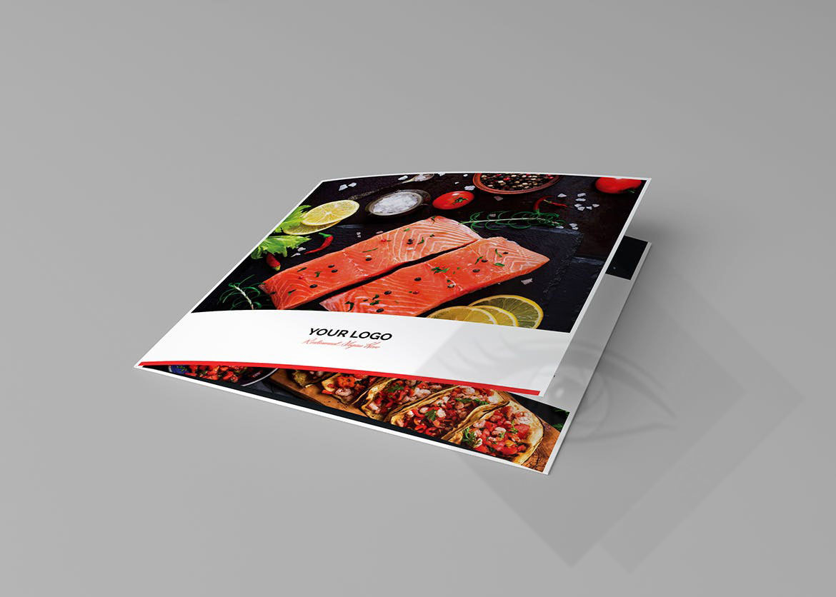 Sample Restaurant Brochure | Restaurant Brochure Sample C