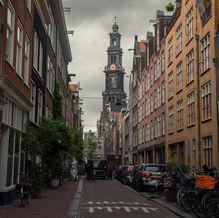 Clock tower of Amsterdam, Amsterdam - Wester Tower - Westerkerk