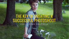 Cycle Chic Photoshoot (The key of creating a successful photoshoot)