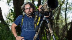 Wildlife Photography: Have you ever met any of the great photographers who are working for national