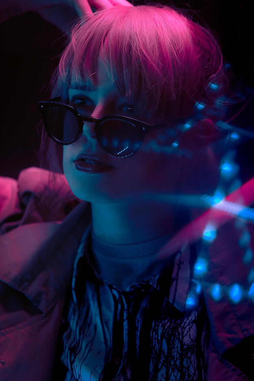 Neon Lights Photography