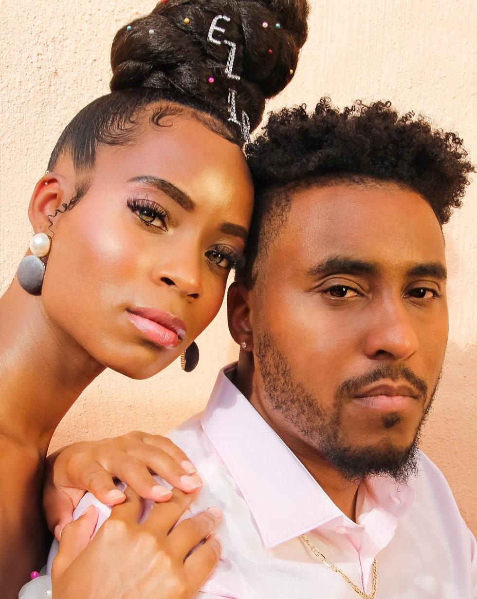 Desiree Riley & Joshua Davis