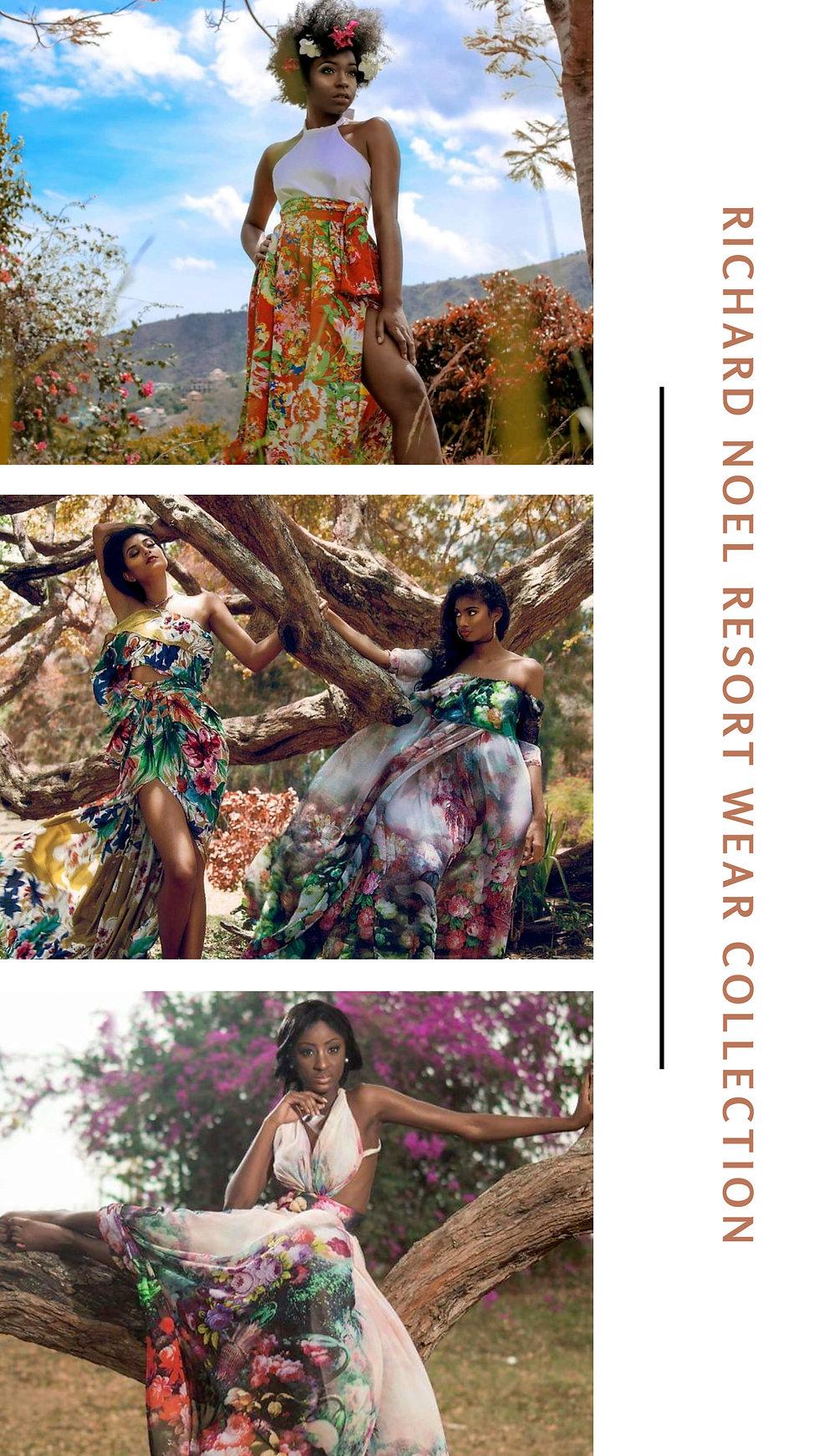 Richard Noel Resort Wear Collection