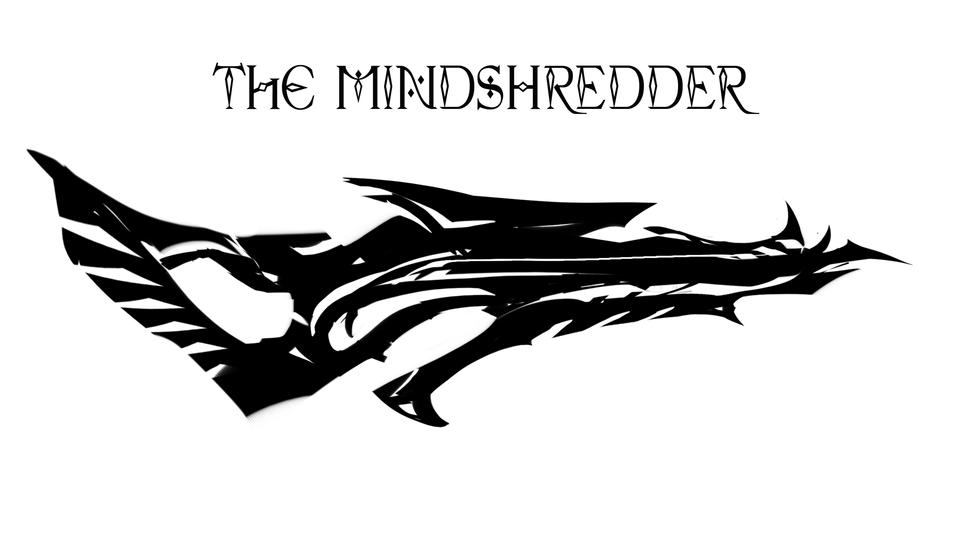 Mindshredder- AR Silhouette