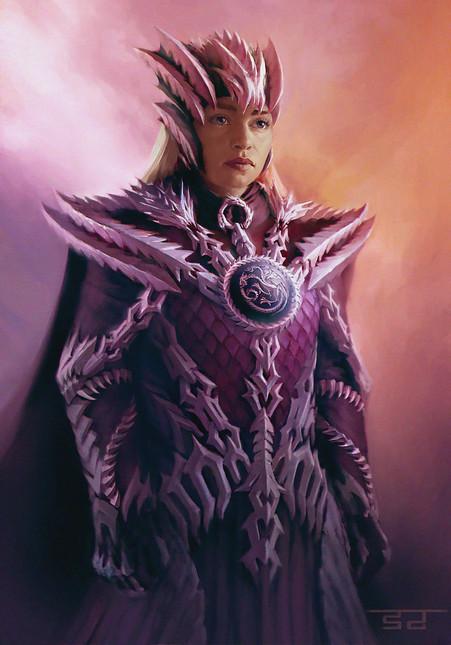 Stormborn (Personal Painting)
