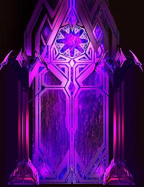 Xeno Trigger Gate concept sketch