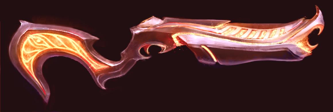 Heartbreaker (Fantasy Shotgun Concept)