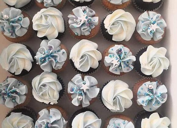 Cupcakes - bestemt farve
