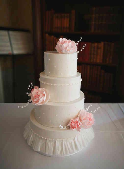 Brylluspakge med sukker pæoner