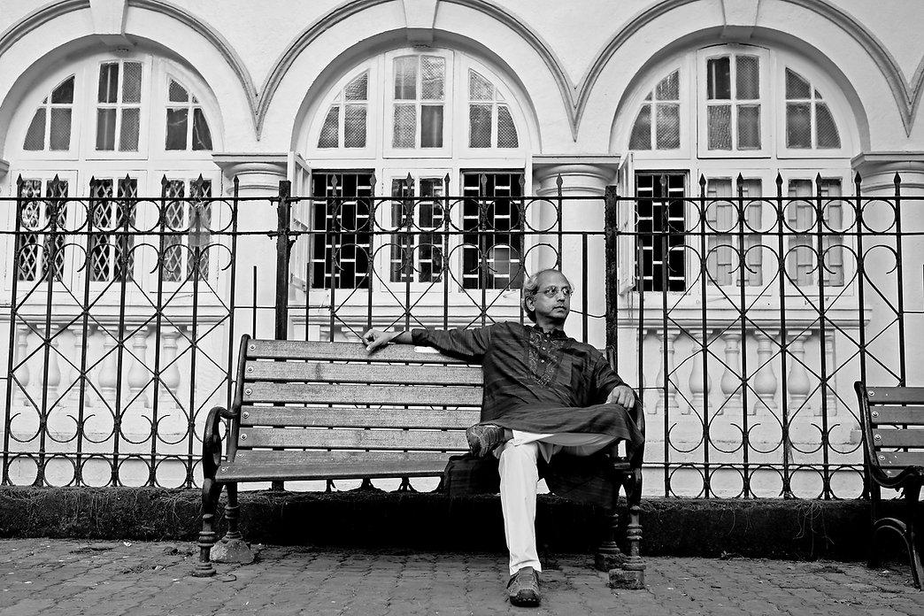 Pandit Yogesh Samsi_HariAdivarekar_BW14.