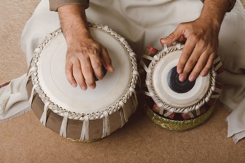 Platinum Tabla Set