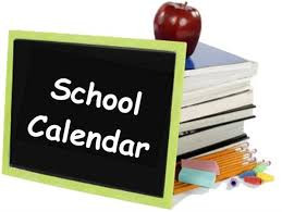 2020-2021 School Year District Calendar Changes and Updates.