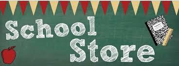 RAS School Store Update!