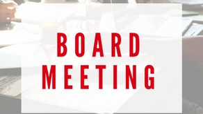 Board Meeting 4/23/20