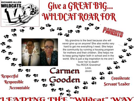 Wildcat Wednesday Parent ROAR!
