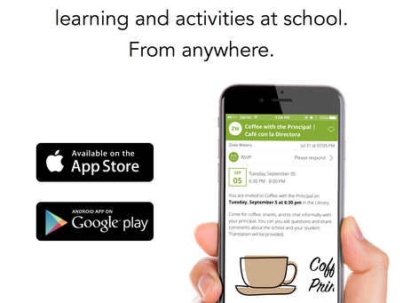 Get CONNECTED with ParentSquare!