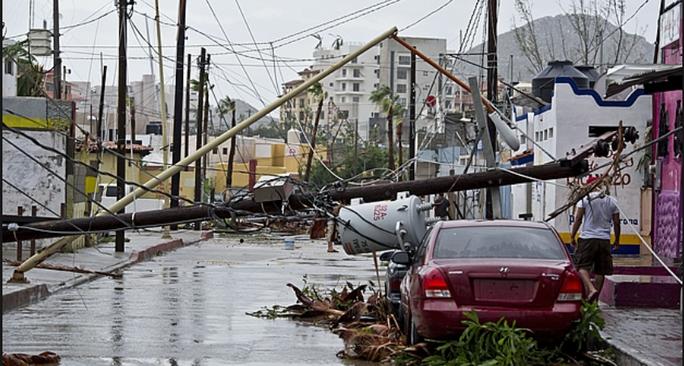 ¿Por qué debe preocuparnos la desaparición del Fondo de Desastres Naturales (Fonden)?