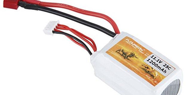 Bateria 11.1 Volt 1200 Mah 25c
