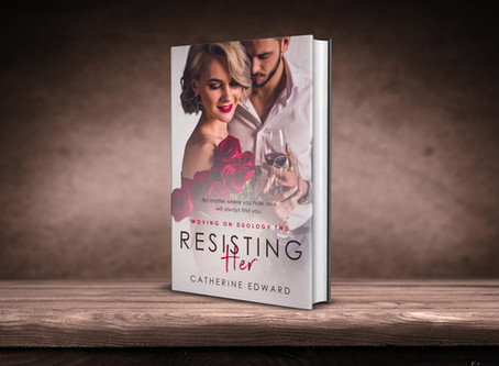 Resisting Her - Cover & Blurb Reveal