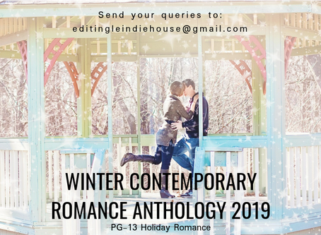 Christmas/Winter Holiday Anthology 2019 (Submissions Open Now!)