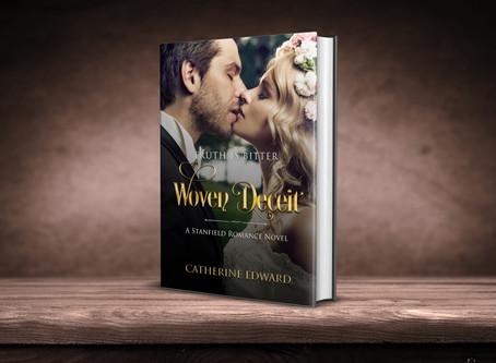 Woven Deceit - Cover & Blurb Reveal