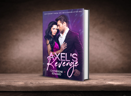 COVER REVEAL - Axel's Revenge