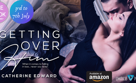 Getting Over Him is free on Kindle! Limited Time!