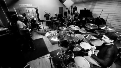 2112 back in the studio!