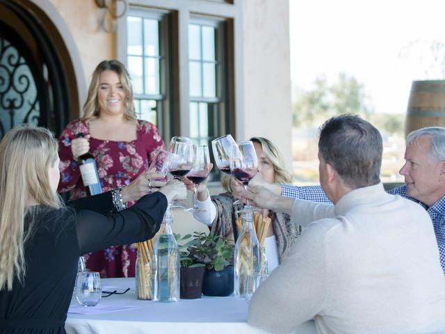 Winery + Limousine Lifestyle