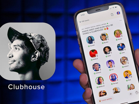 Clubhouse App and Why it's the Next Big Thing