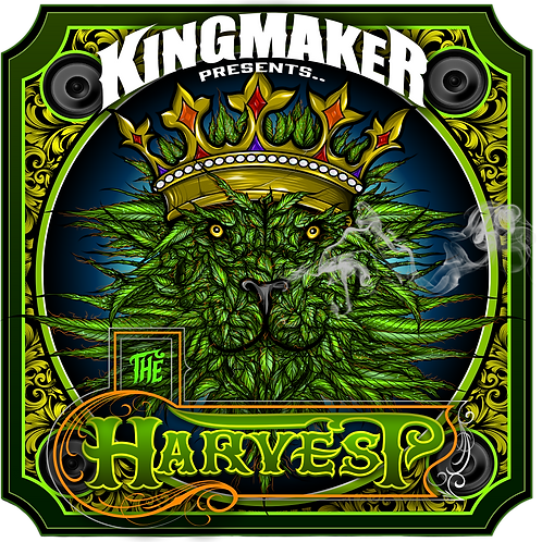 The Harvest  (CD)