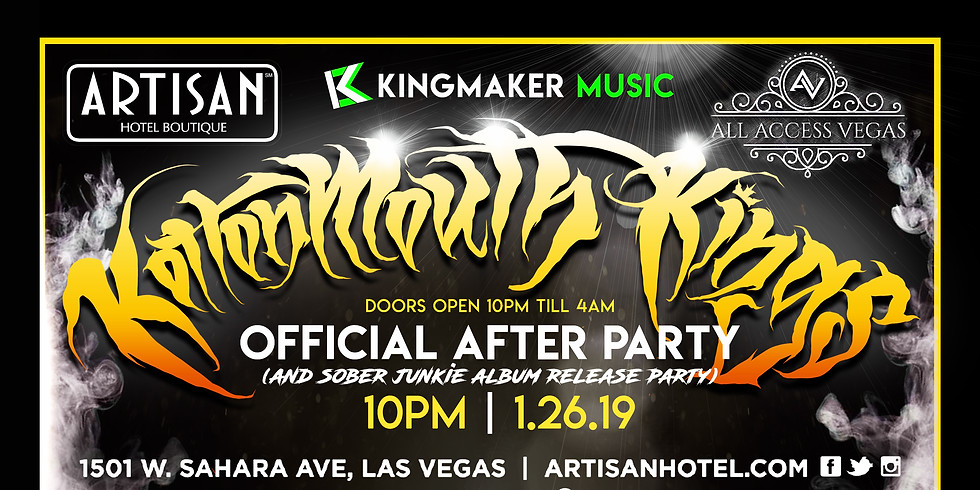 The Official  Kottonmouth  Kings   Las  Vegas  After  party