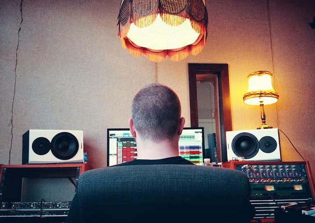Miks og master i Vakuum Studio