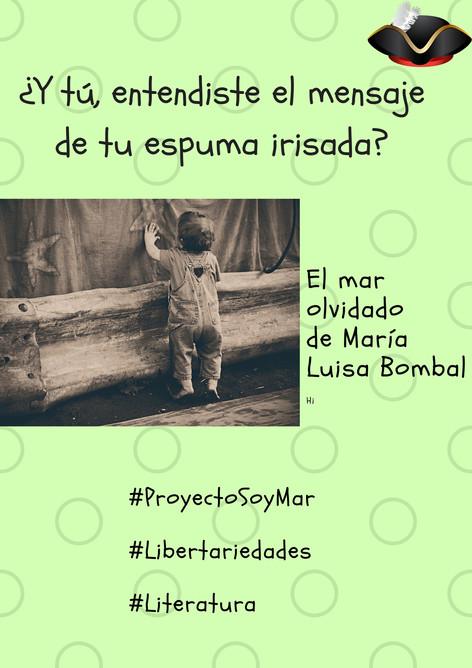 Un mar olvidado, el de María Luisa Bombal