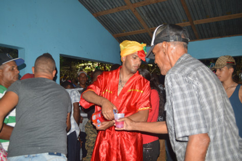 Liborio no ha muerto na´: vive en las tamboras de San Juan de la Maguana