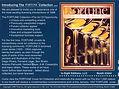 Fortune Magazine Invite by designer Scott Lockwood - Malibu, CA c.1998