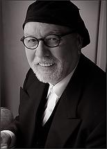 B&W photograph of fine art photographer Scott Lockwood c. 2015