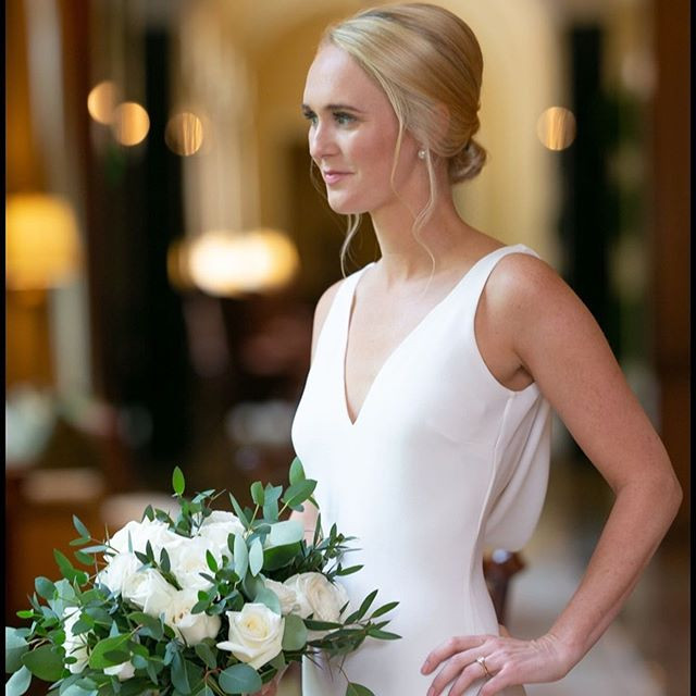 Lovely Baltimore Country Club wedding.