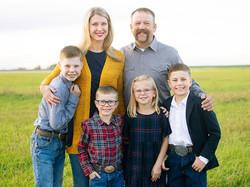 Shawn Clausen Family