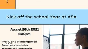 Pre-K, Kindergarten and Individualized Instruction Orientation