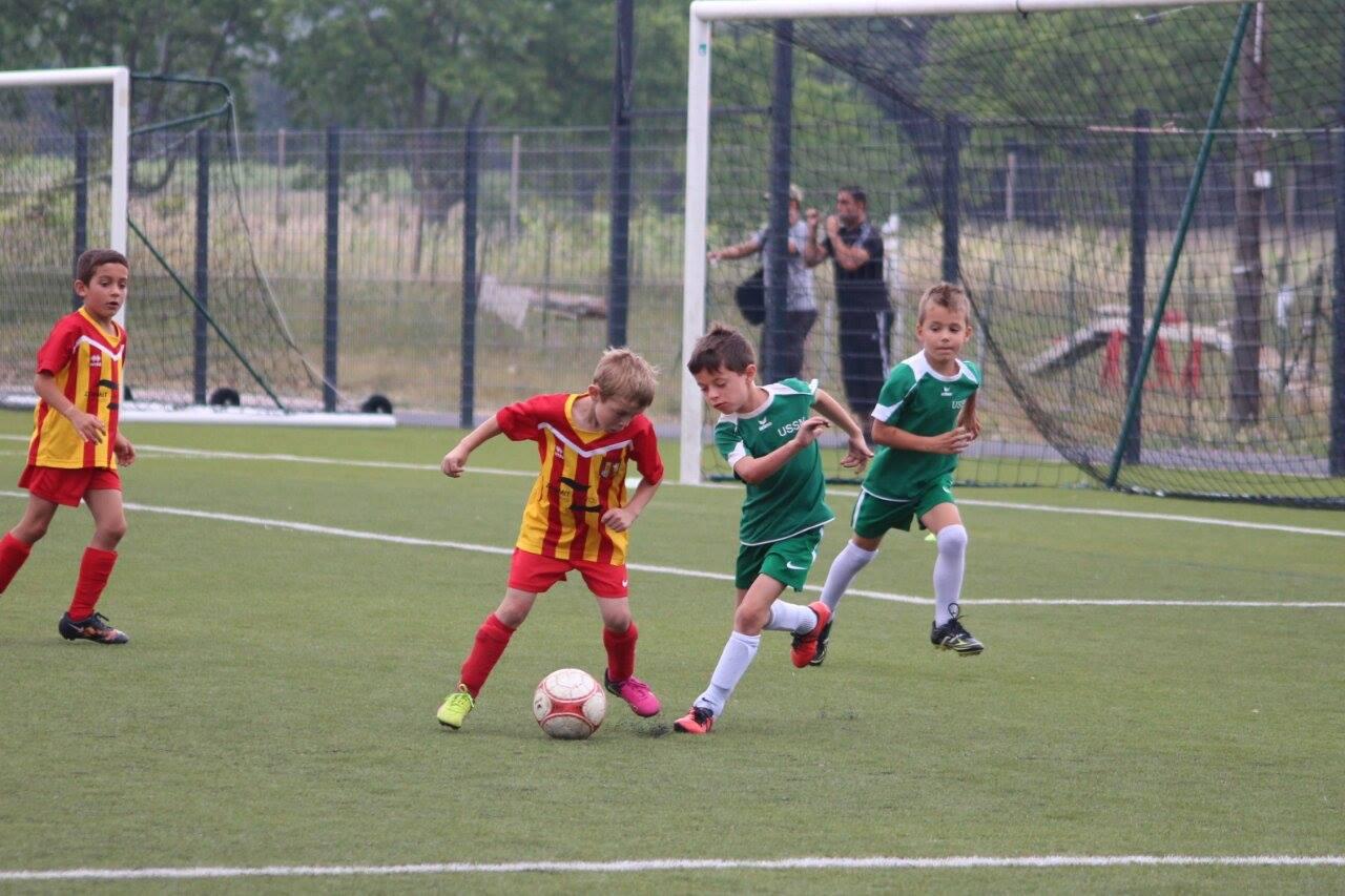 match contre St Gély