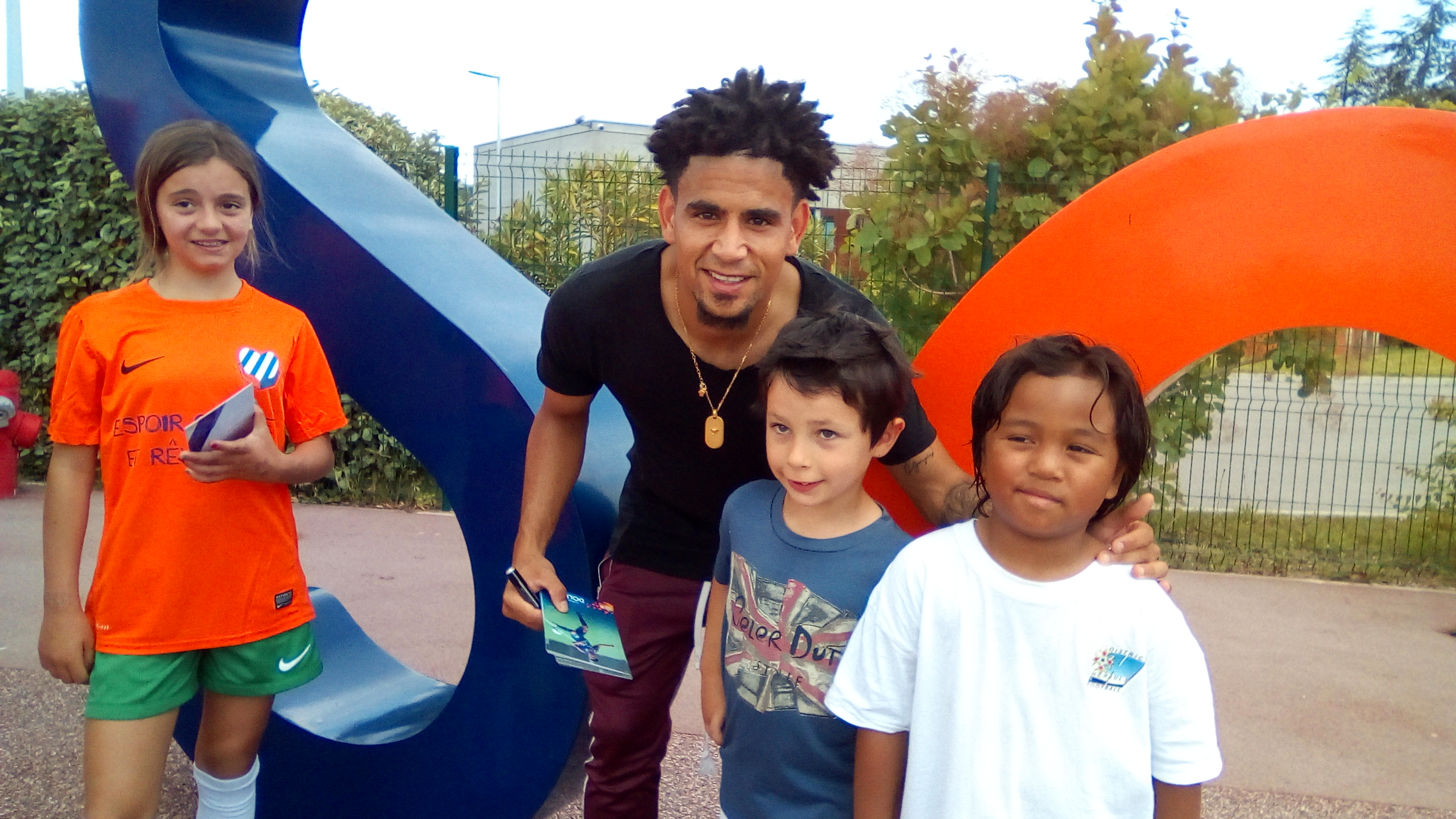Keagan Dolly et 2 U6