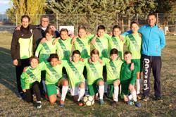 U13 saison 2017-18