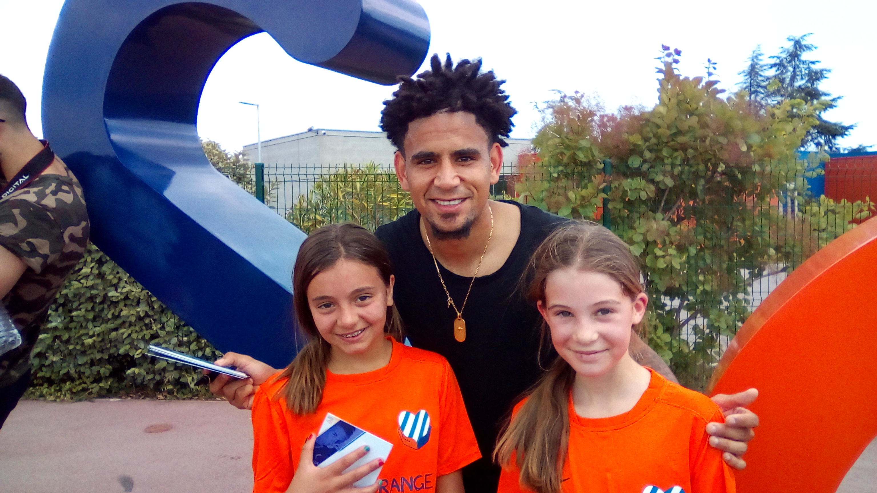 Keagan Dolly et nos 2 féminines U11