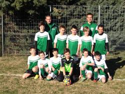 U11  saison 2014-2015