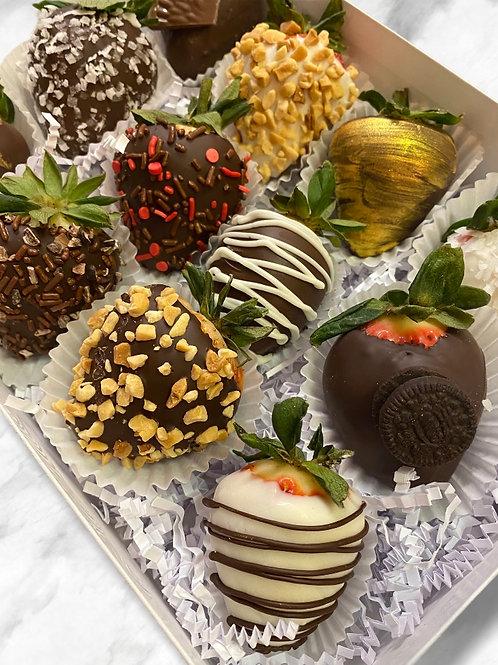 Chocolate Covered Strawberry Assortment