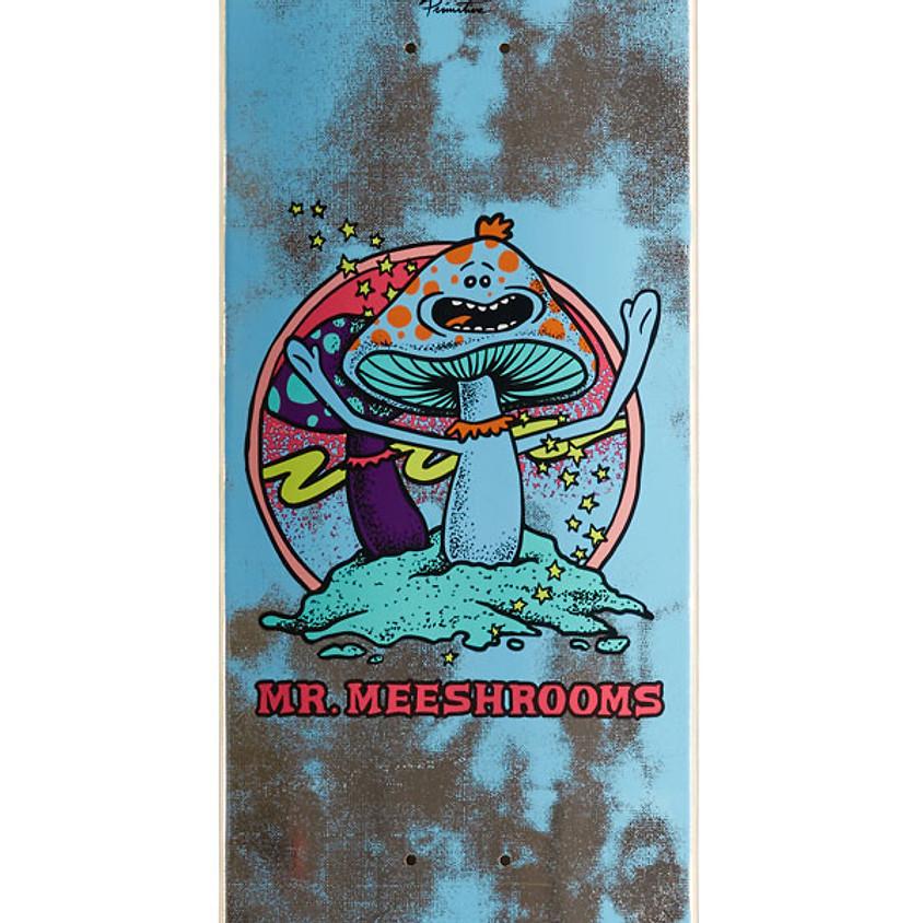 "Deck Primitive Mr. Meeshrooms 8"""