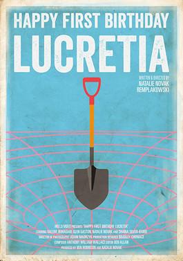 Happy First Birthday Lucretia - Dir. Natalie Novak